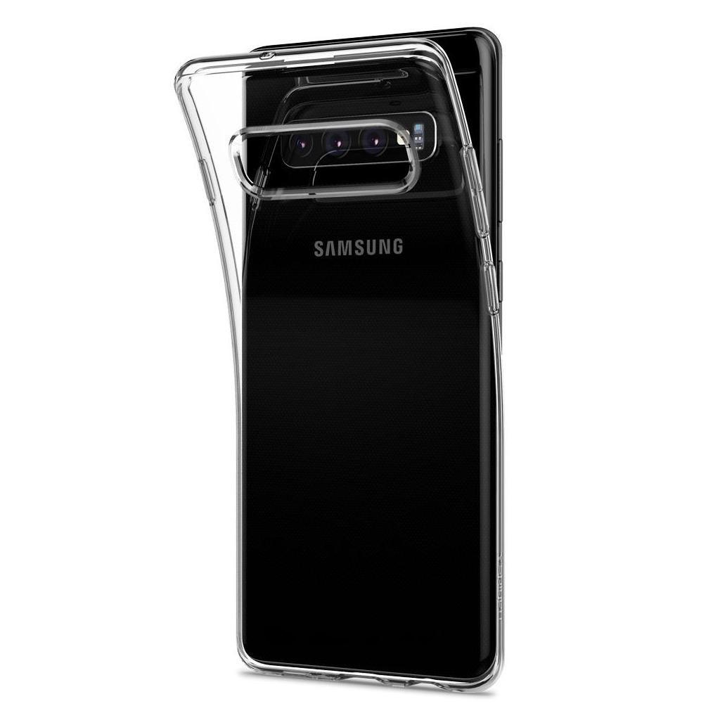 Spigen® Liquid Crystal™ 605CS25796 Samsung Galaxy S10 Case - Crystal Clear