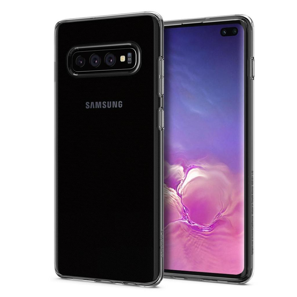 Spigen® Liquid Crystal™ 606CS25761 Galaxy S10+ Plus Case - Crystal Clear