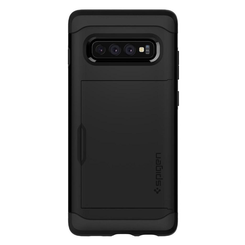 Spigen® Slim Armor CS™ 605CS25816 Samsung Galaxy S10 Case - Black