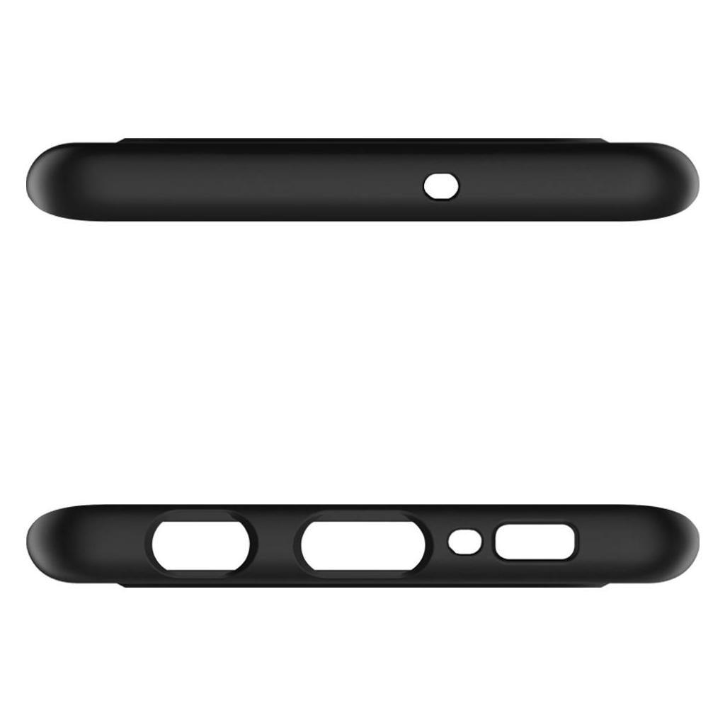 Spigen® Thin Fit™ 605CS25791 Samsung Galaxy S10 Case - Black