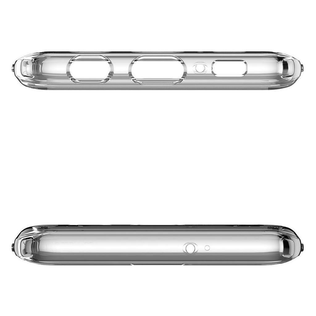 Spigen® Ultra Hybrid™ 605CS25801 Samsung Galaxy S10 Case - Crystal Clear