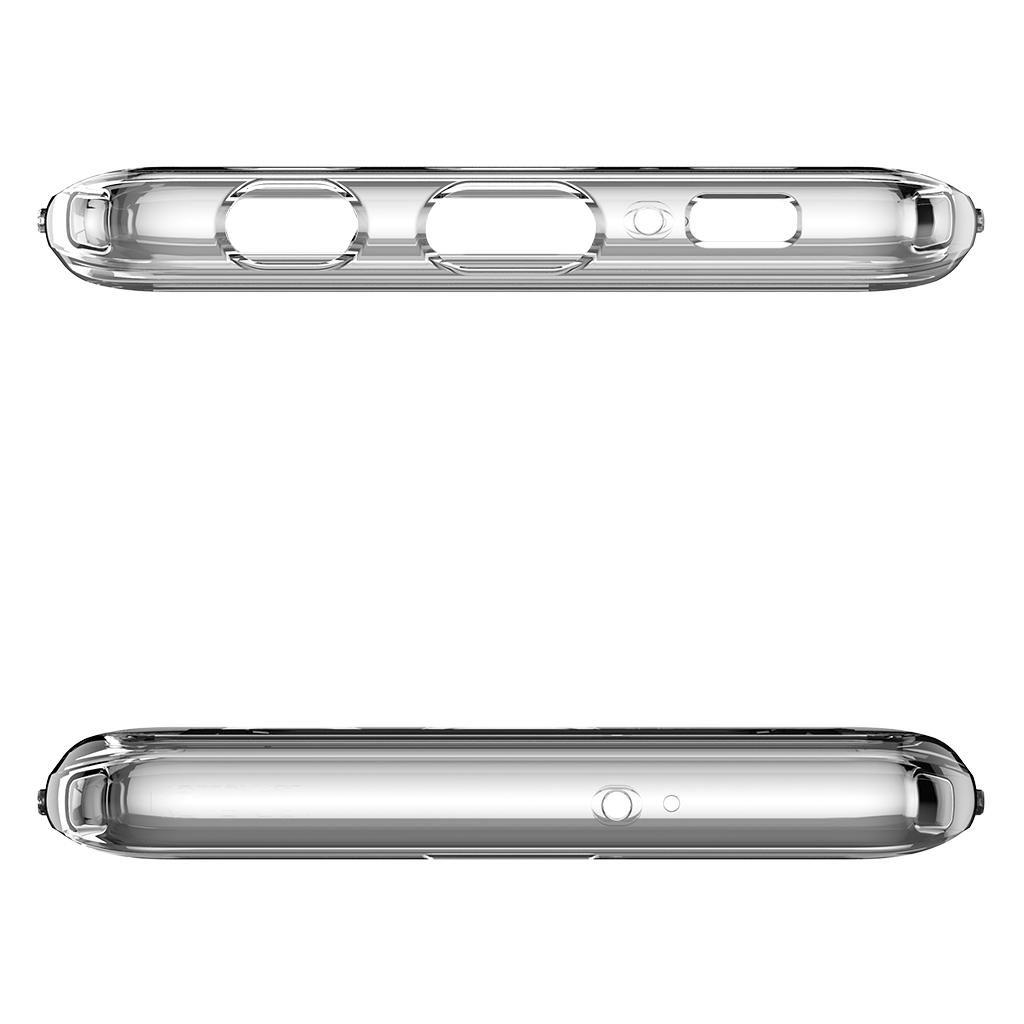 Spigen® Crystal Hybrid™ 605CS25661 Samsung Galaxy S10 Case – Crystal Clear