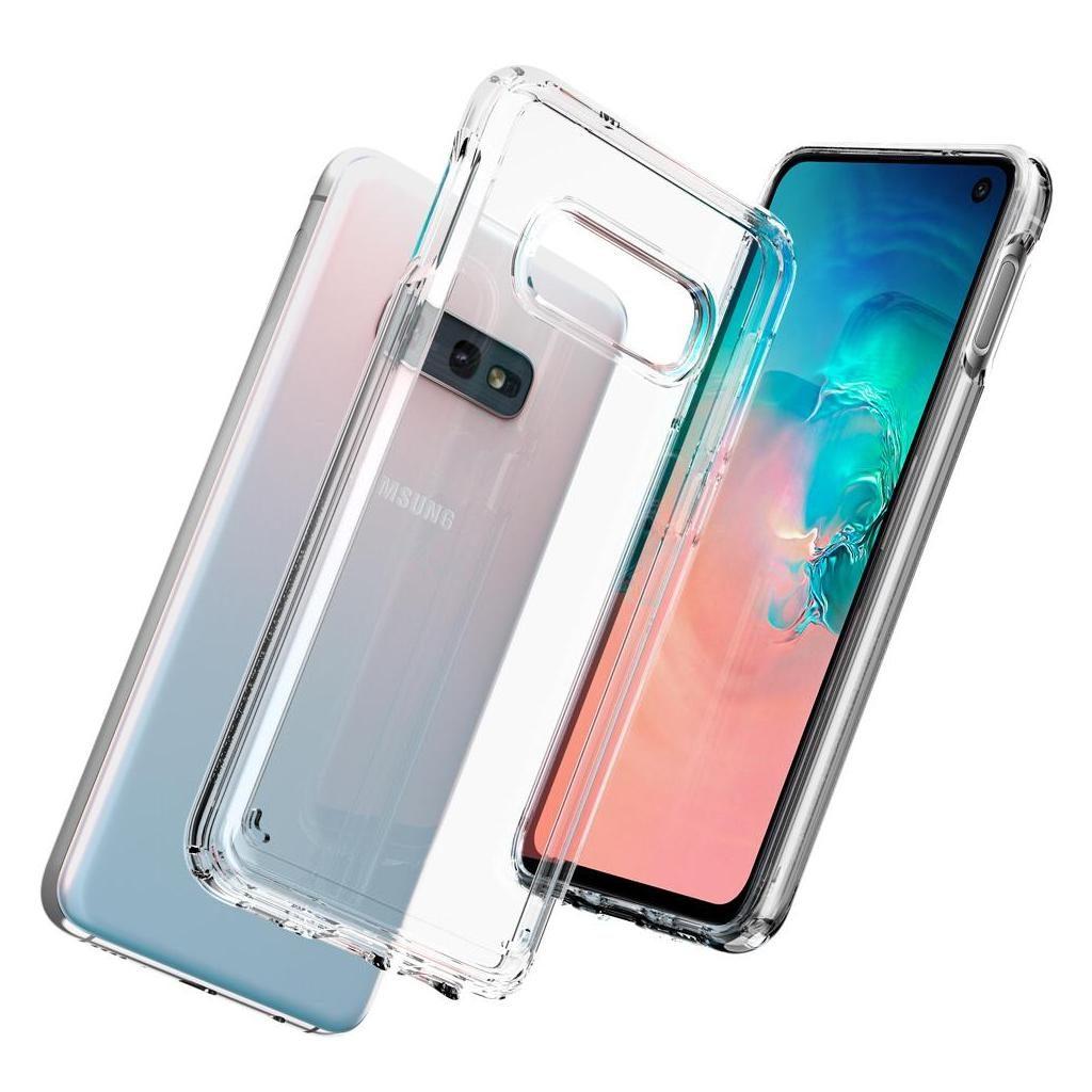 Spigen® Crystal Hybrid™ 609CS25666 Samsung Galaxy S10e Case – Crystal Clear