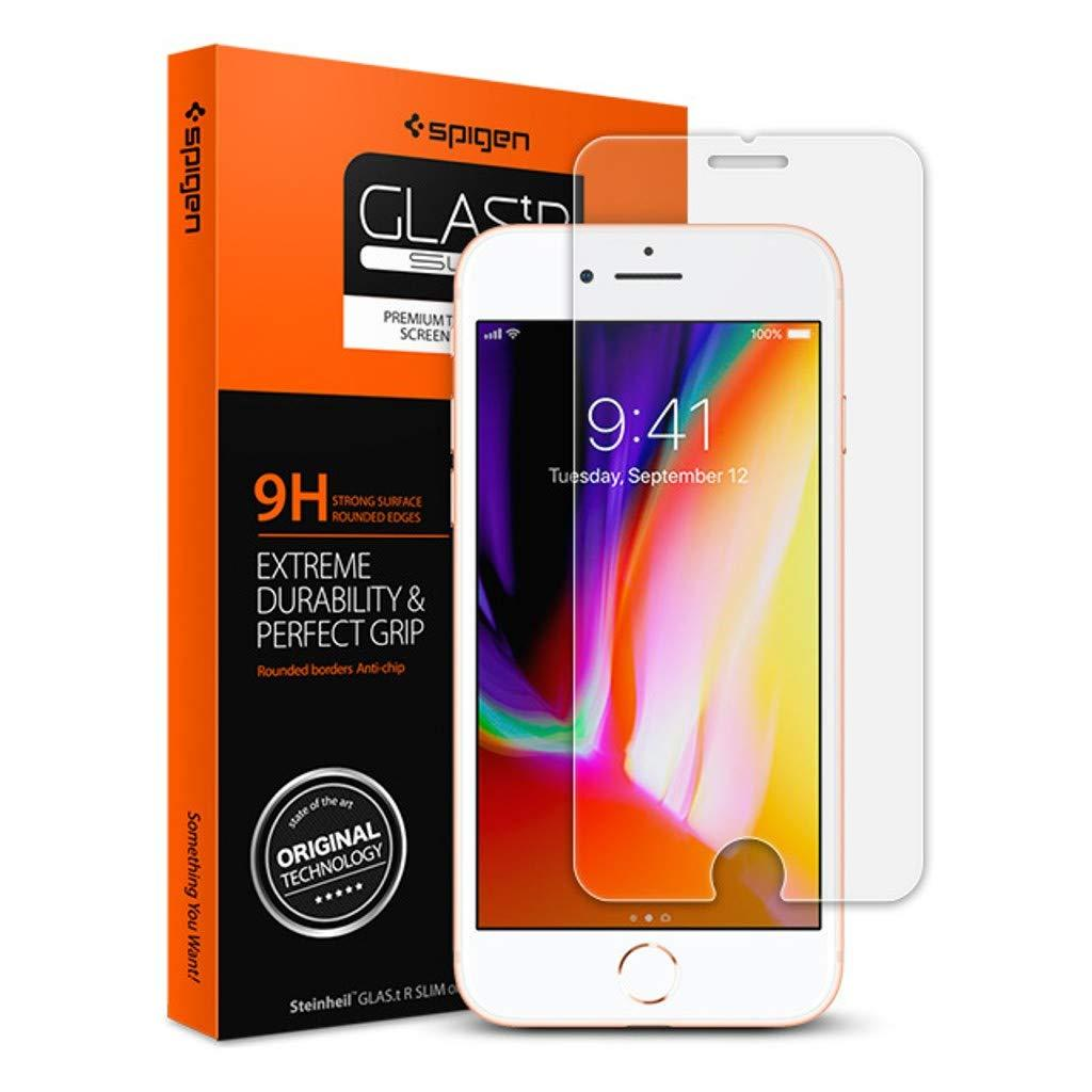 Spigen® GLAS.tR™ HD 043GL20608 iPhone 8 Plus / 7 Plus Premium Tempered Glass Screen Protector