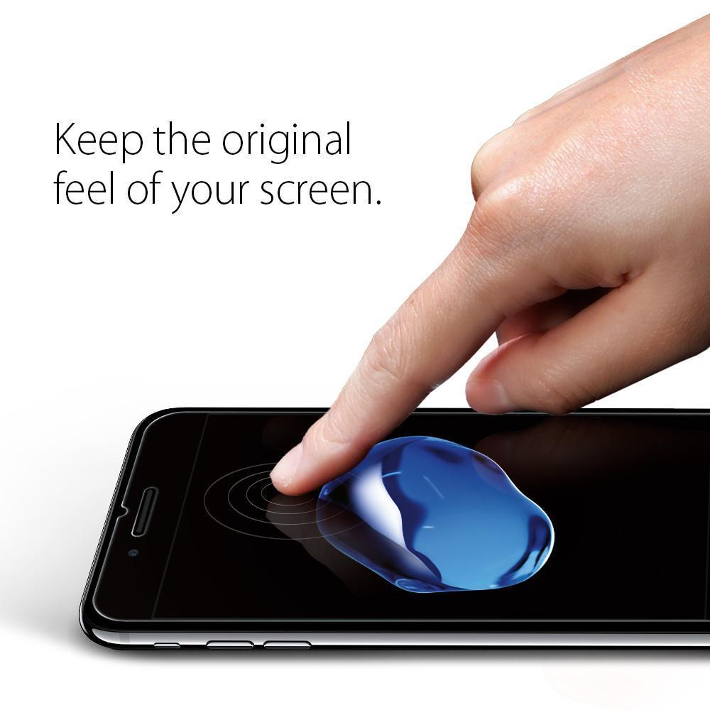 Spigen® GLAS.tR™ HD 043GL20608 iPhone 8 Plus / 7 Plus Premium Tempered Glass Screen Protector