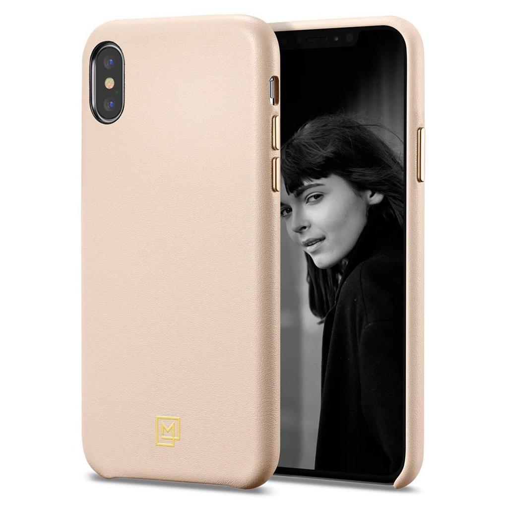 Spigen® La Manon Câlin 063CS25323 iPhone XS / X Case - Pale Pink