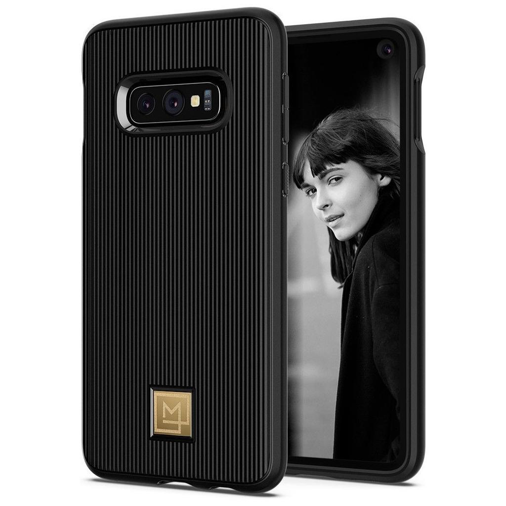 Spigen® La Manon Classy 609CS25856 Samsung Galaxy S10e Case – Black
