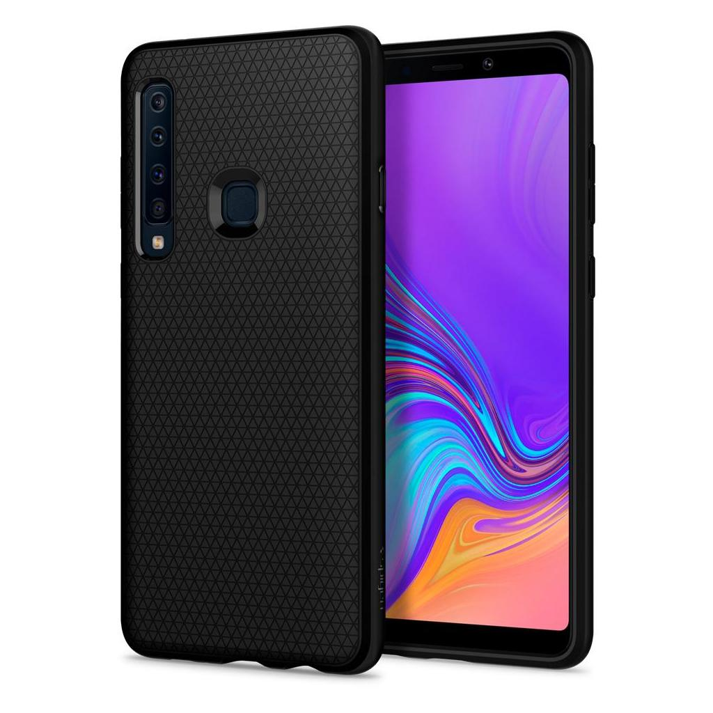 Spigen® Liquid Air™ 607CS25533 Samsung Galaxy A9 (2018) Case - Black