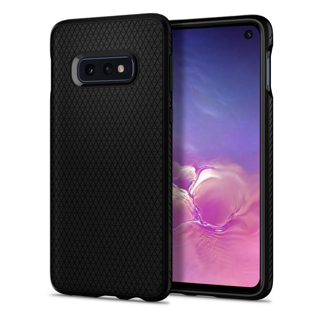 Spigen® Liquid Air™ 609CS25836 Samsung Galaxy S10e Case - Matte Black