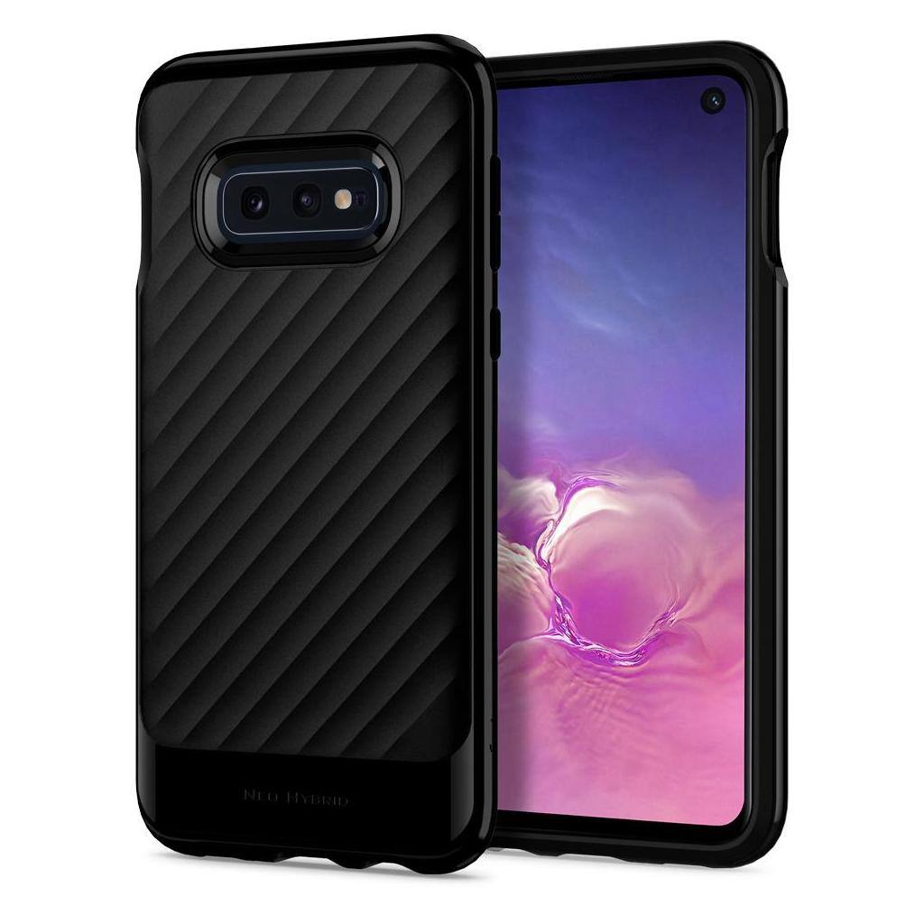 Spigen® Neo Hybrid™ 609CS25845 Samsung Galaxy S10e Case - Midnight Black