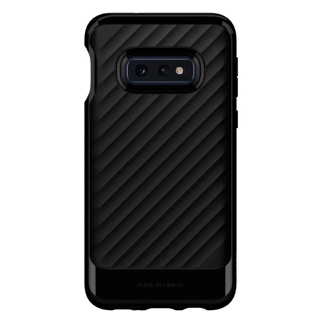 Spigen® Neo Hybrid™ 609CS25845 Samsung Galaxy S10e Case - Midnight Black