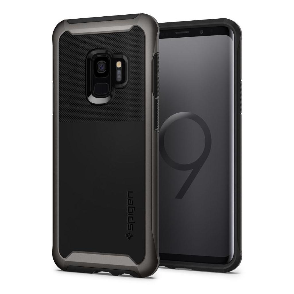 Spigen® Neo Hybrid™ Urban 592CS22887 Samsung Galaxy S9 Case – Gunmetal