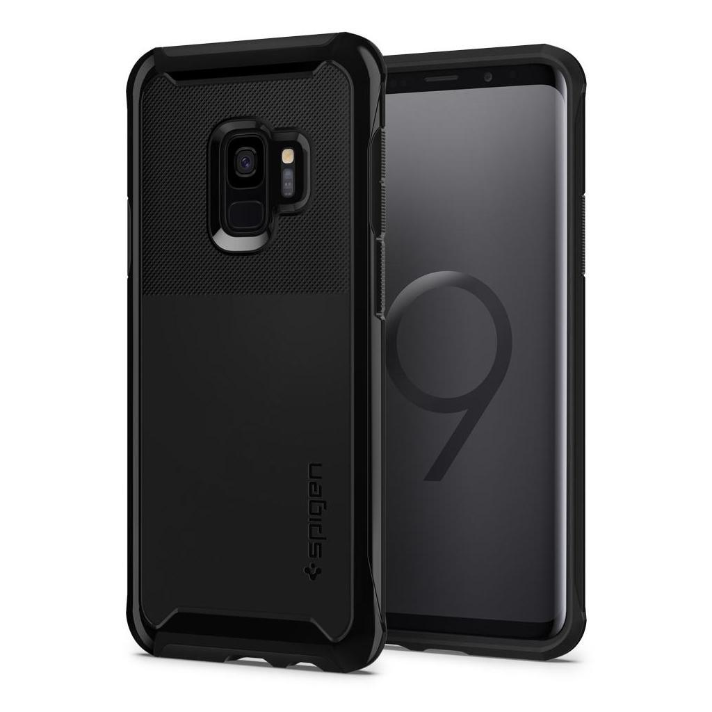 Spigen® Neo Hybrid™ Urban 592CS22888 Samsung Galaxy S9 Case - Midnight Black