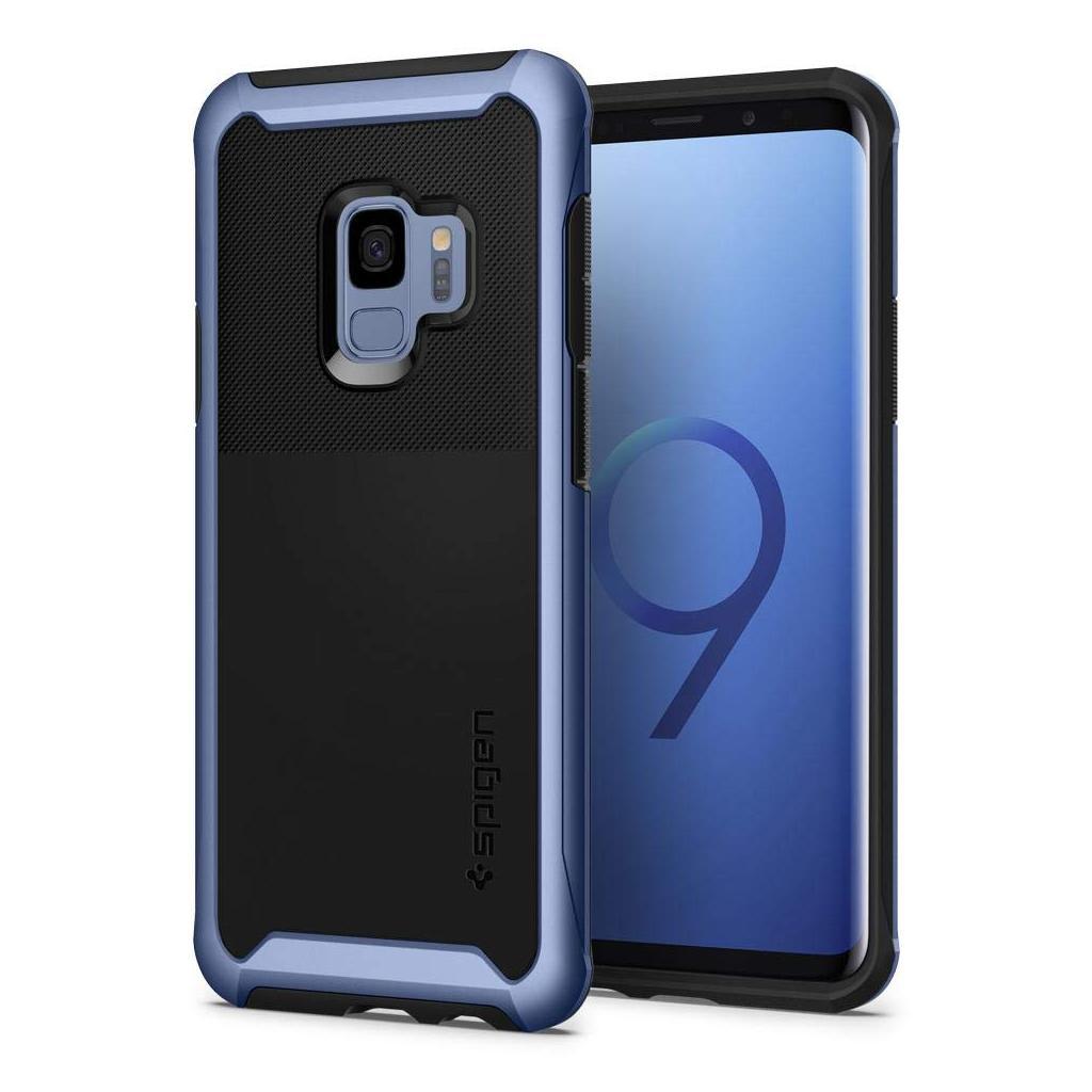 Spigen® Neo Hybrid™ Urban 592CS22889 Samsung Galaxy S9 Case – Coral Blue