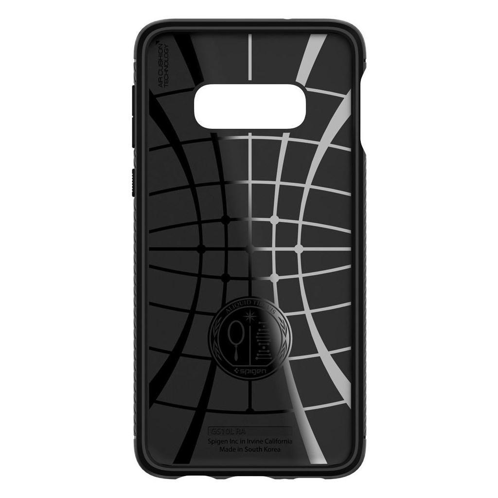 Spigen® Rugged Armor™ 609CS25837 Samsung Galaxy S10e Case - Matte Black