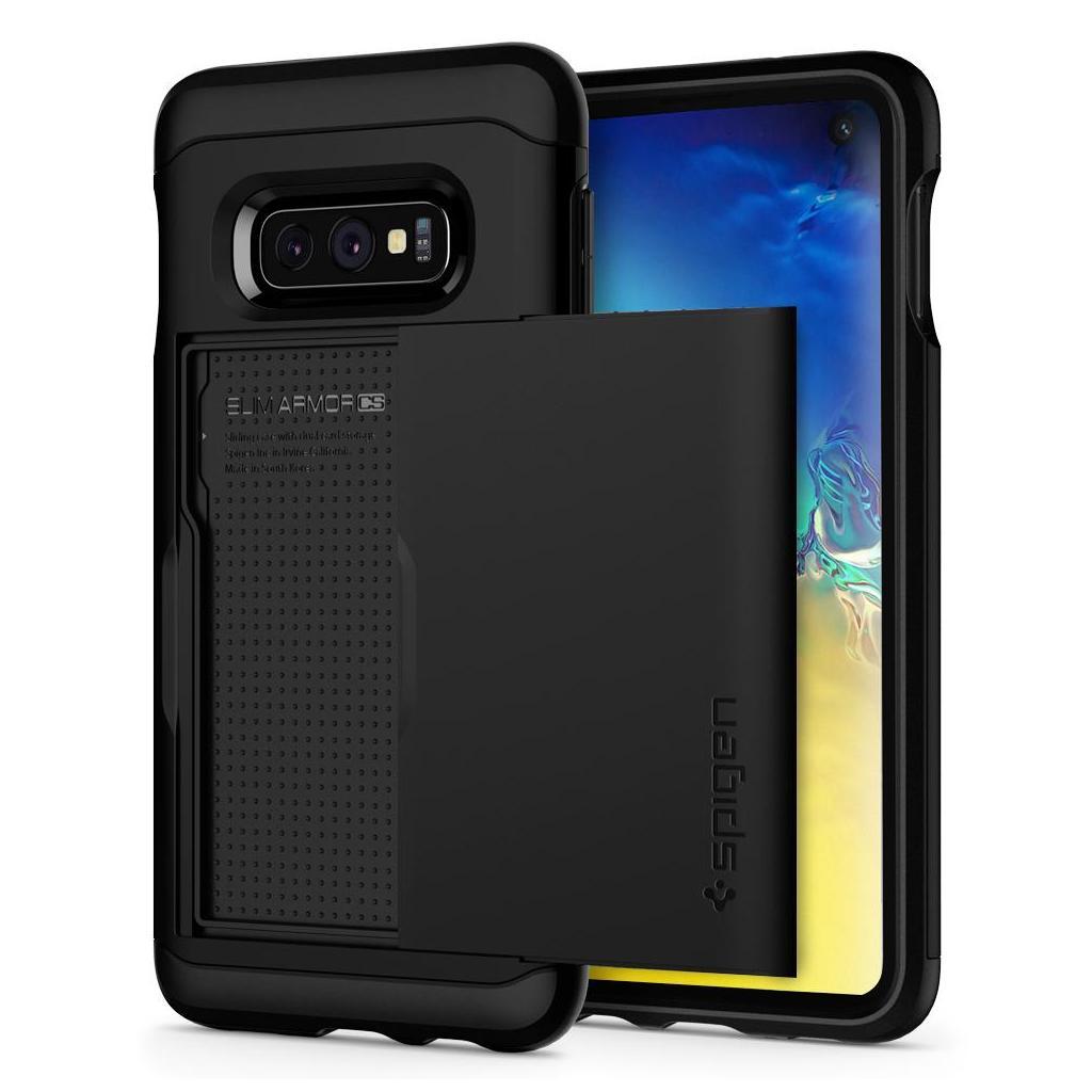 Spigen® Slim Armor CS™ 609CS25852 Samsung Galaxy S10e Case - Black