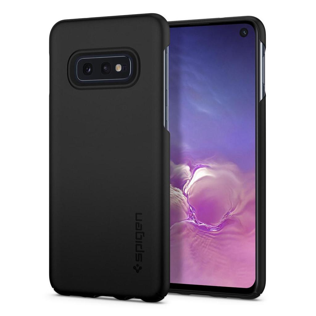Spigen® Thin Fit™ 609CS25829 Samsung Galaxy S10e Case - Black