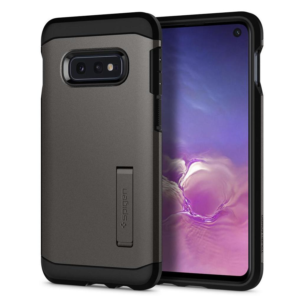 Spigen® Tough Armor™ 609CS25841 Samsung Galaxy S10e Case - Gunmetal