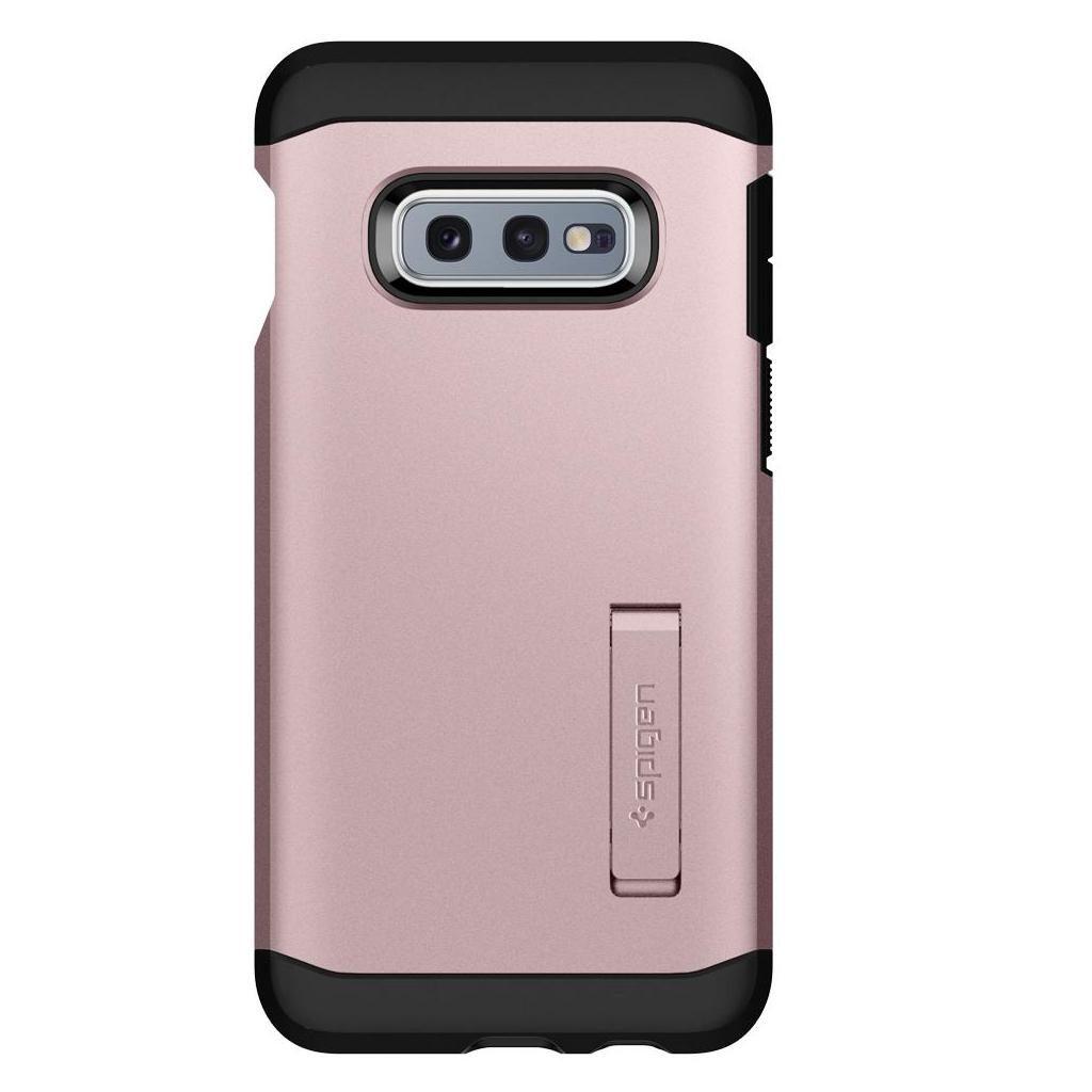 Spigen® Tough Armor™ 609CS25844 Samsung Galaxy S10e Case - Rose Gold