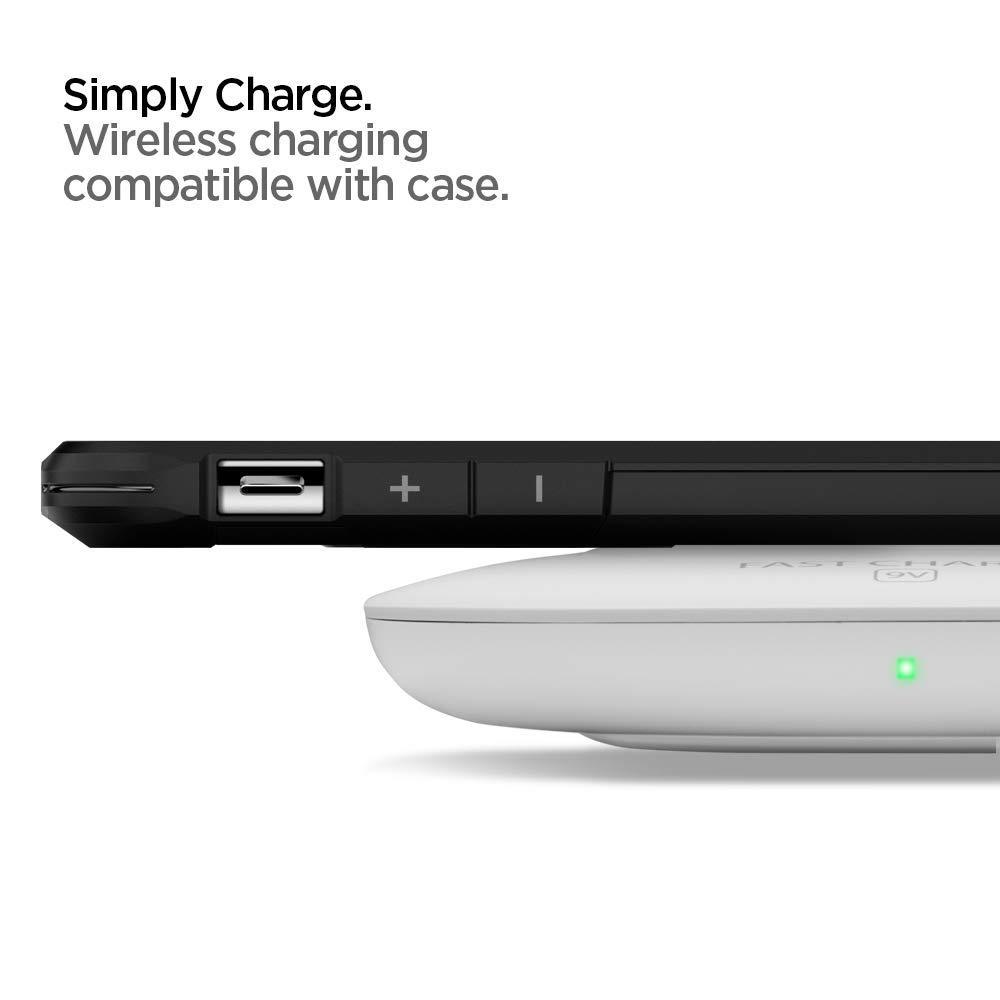 Spigen® Tough Armor™ XP 065CS25625 iPhone XS Max Case - Black
