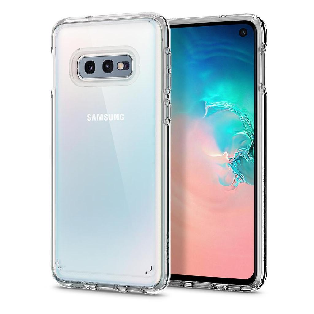 Spigen® Ultra Hybrid™ 609CS25838 Samsung Galaxy S10e Case - Crystal Clear