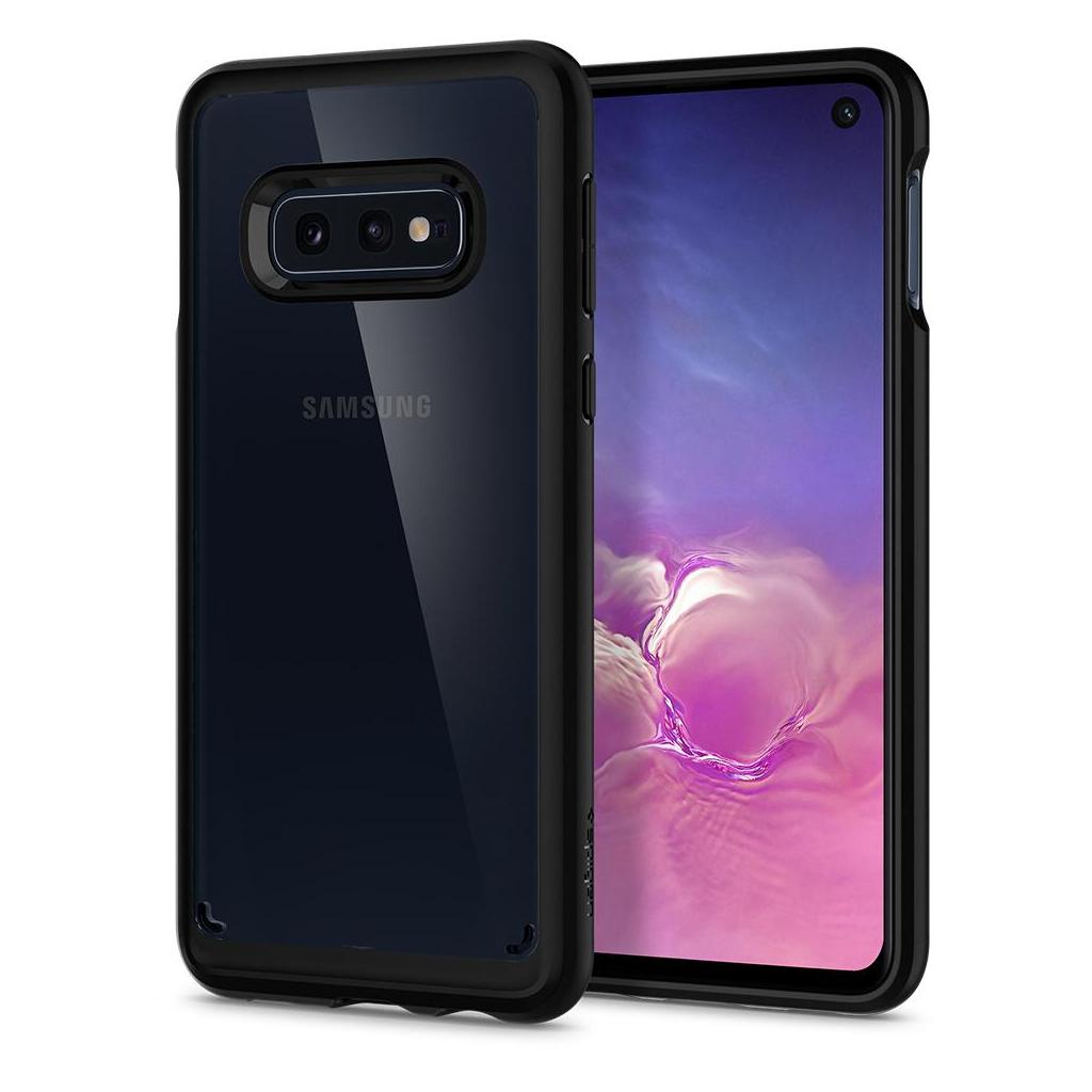 Spigen® Ultra Hybrid™ 609CS25839 Samsung Galaxy S10e Case - Matte Black