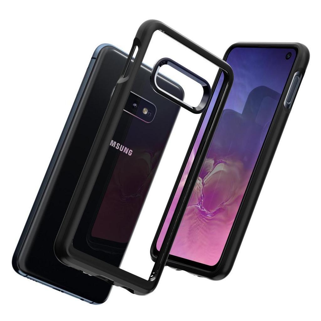 Spigen® Ultra Hybrid™ 609CS25839 Samsung Galaxy S10e Case - Matte Black