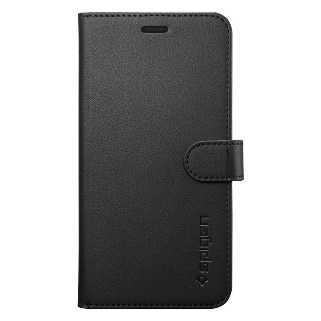 Spigen® Wallet S™ 063CS25120 iPhone XS / X Case - Black