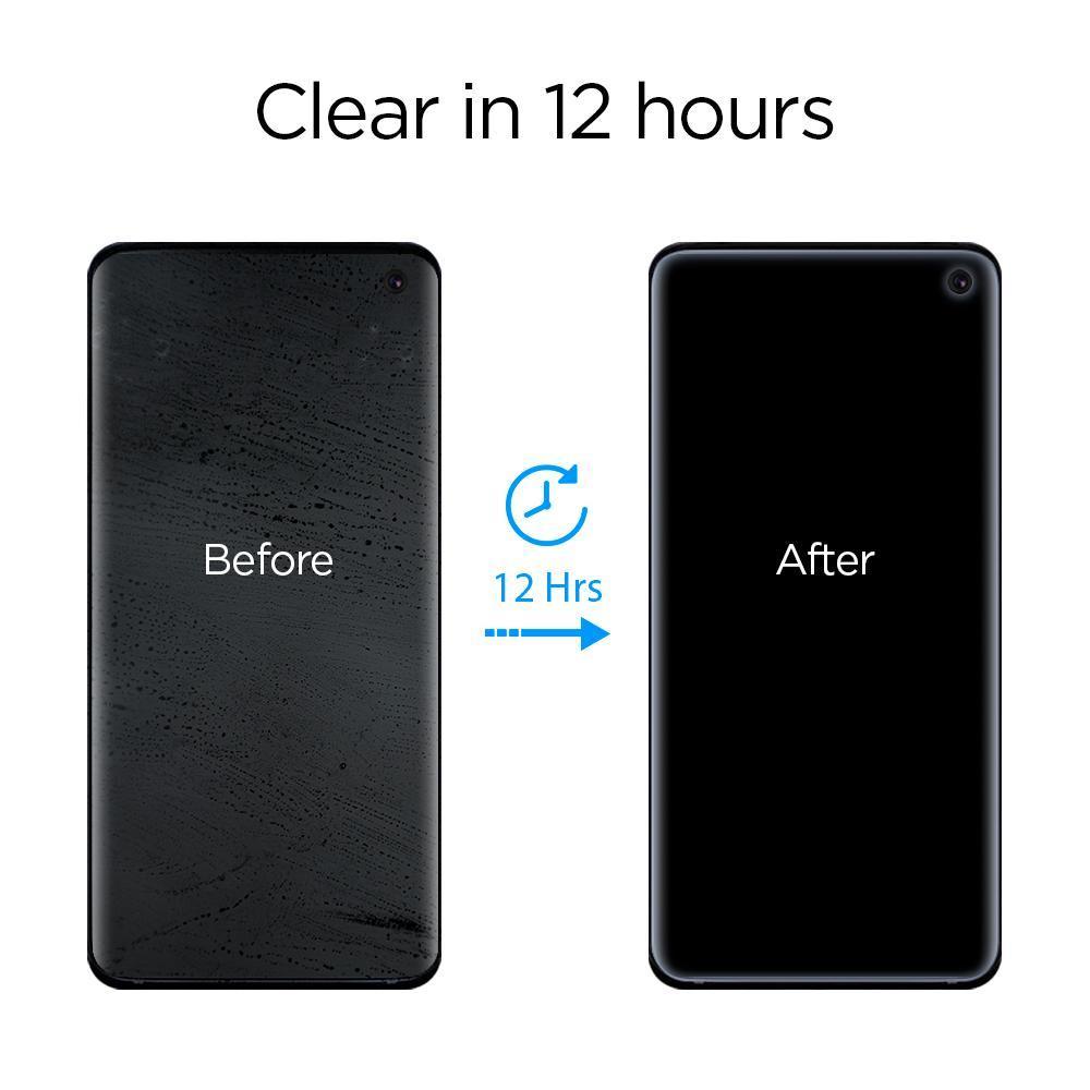 Spigen® (x2Pack) Neo Flex™ HD 609FL25694 Samsung Galaxy S10e Premium Screen Protector