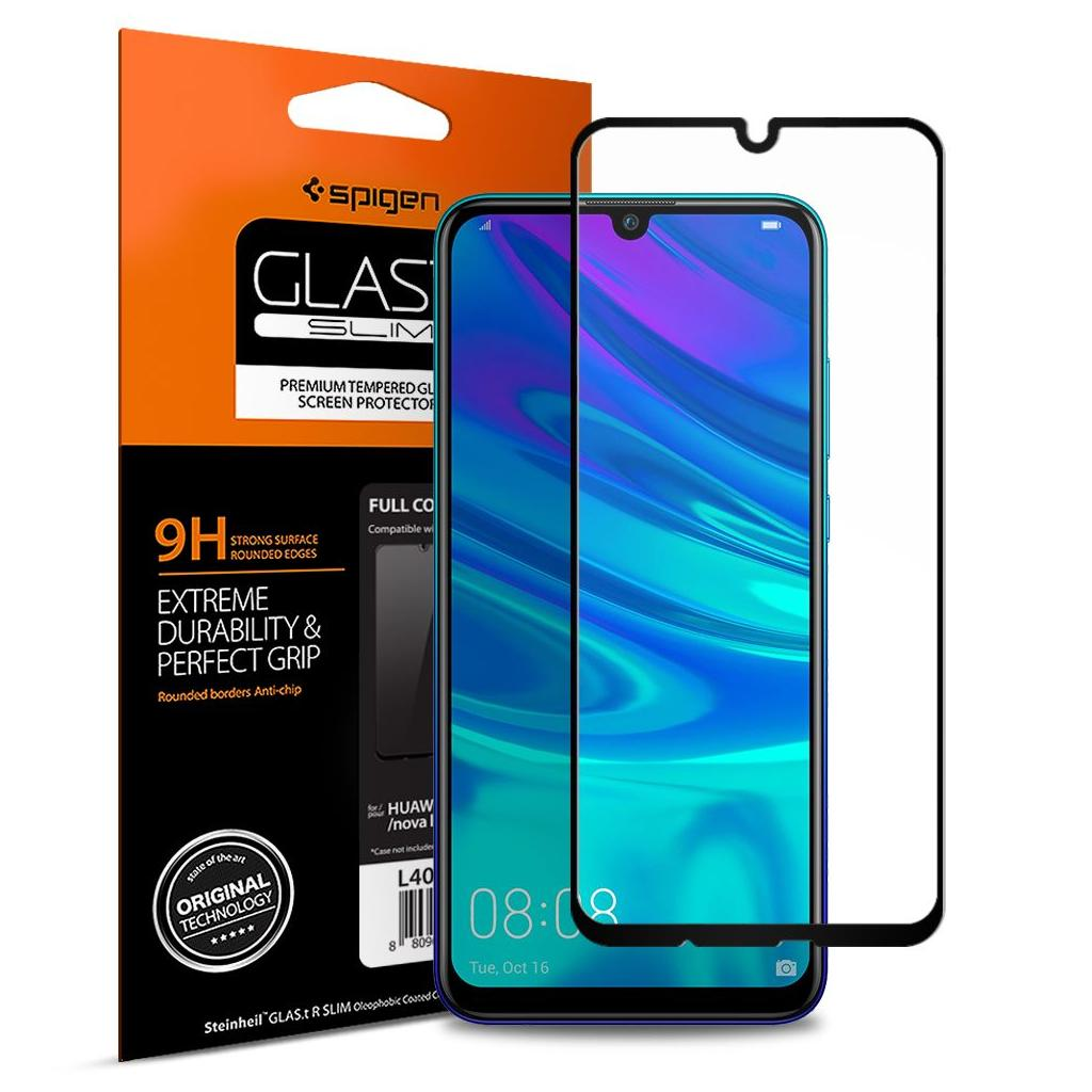 Spigen® GLAS.tR™ Full Cover L40GL26096 Huawei P Smart 2019 Premium Tempered Glass Screen Protector