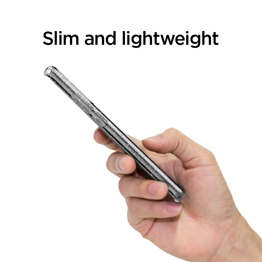 Spigen® Liquid Crystal Glitter™ L37CS25727 Huawei P30 Pro Case - Crystal Quartz
