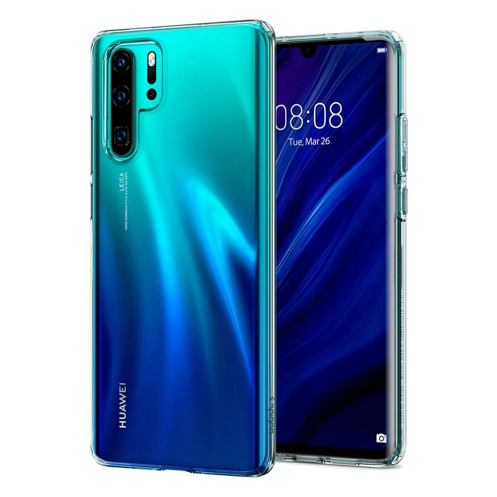 Spigen® Liquid Crystal™ L37CS25726 Huawei P30 Pro Case - Crystal Clear