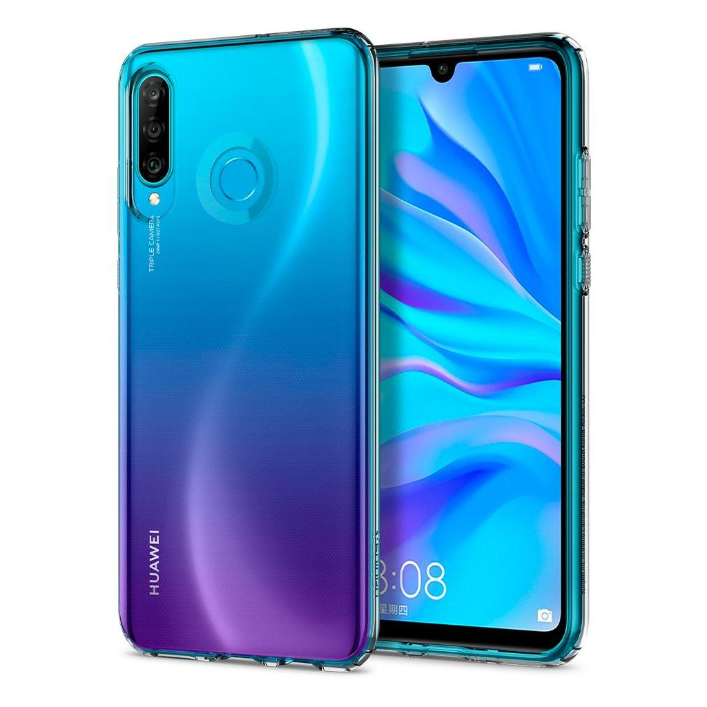 Spigen® Liquid Crystal™ L39CS25740 Huawei P30 Lite - Crystal Clear