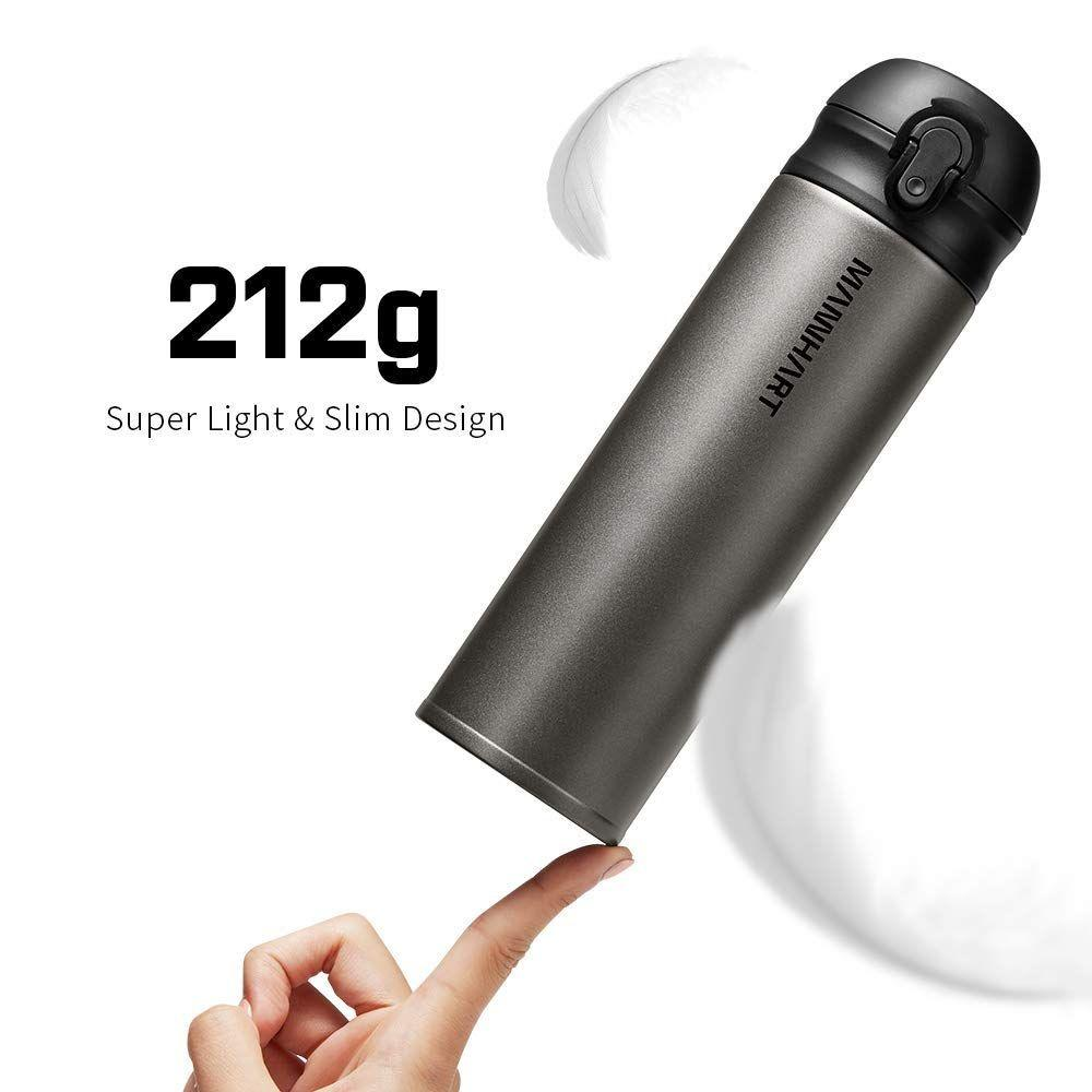 Spigen® Mannhart B203 Kubek 000EH24564 500ml Travel Mug - Gunmetal