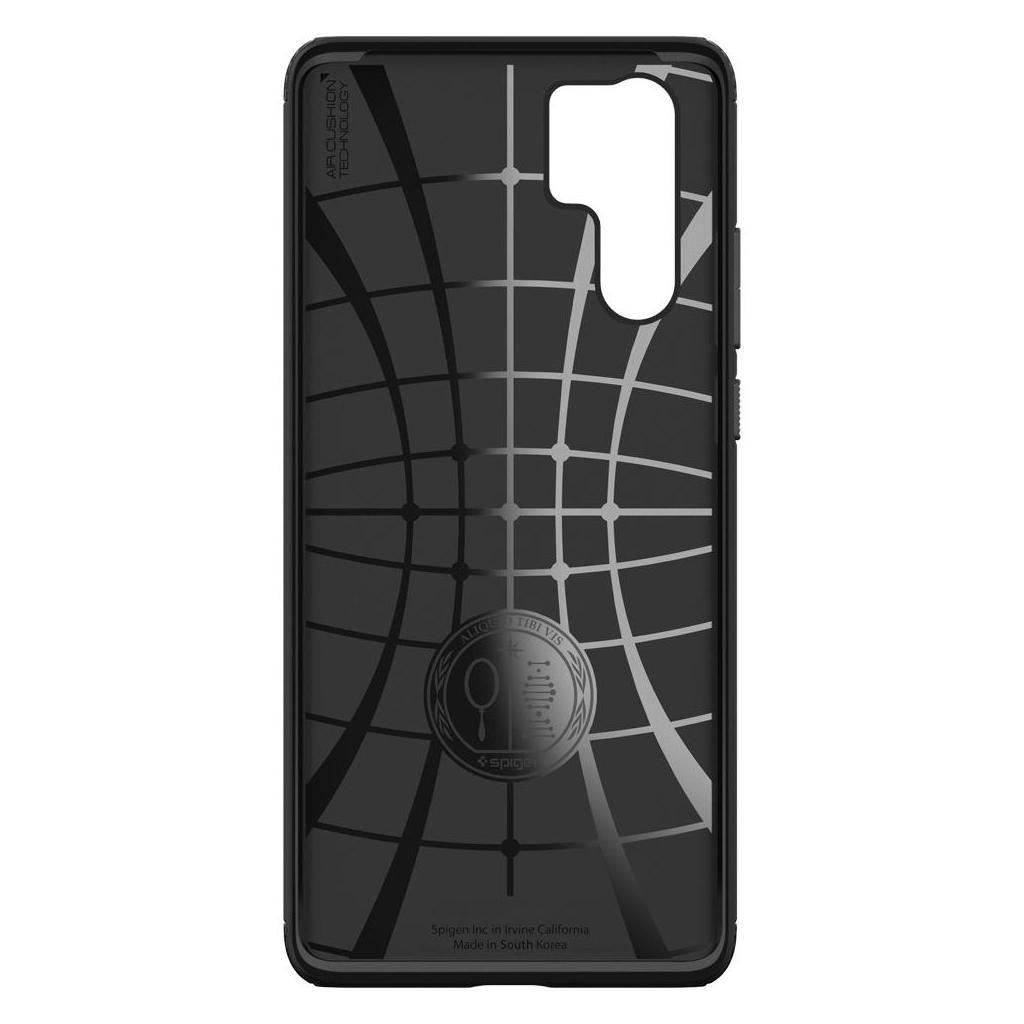 Spigen® Rugged Armor™ L37CS25725 Huawei P30 Pro Case - Matte Black