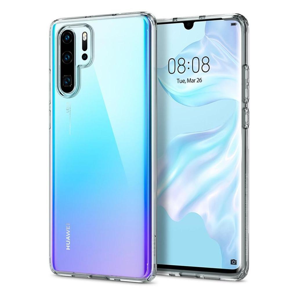 Spigen® Ultra Hybrid™ L37CS25728 Huawei P30 Pro Case - Crystal Clear
