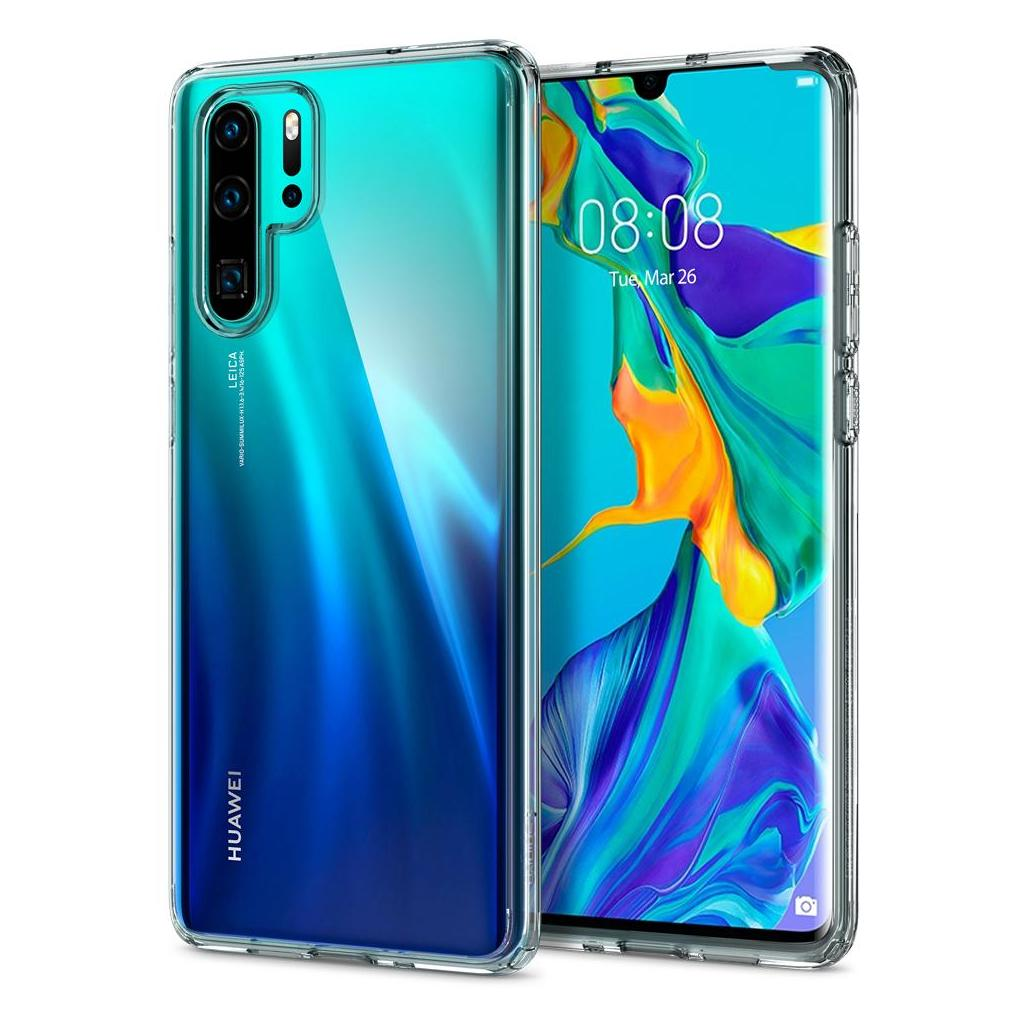 Spigen® Ultra Hybrid™ L37CS25728 Huawei P30 Pro Case - Crystal Clear