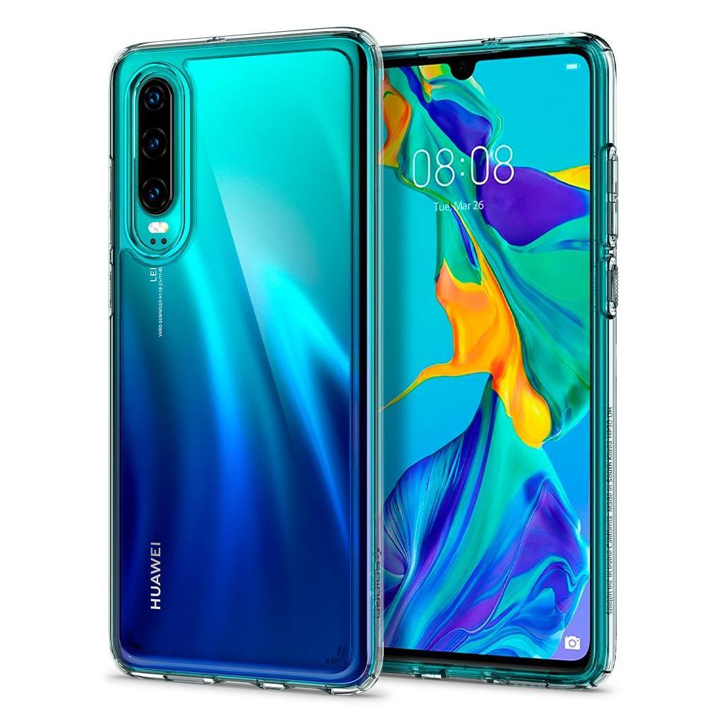 Spigen® Ultra Hybrid™ L38CS25737 Huawei P30 Case - Crystal Clear