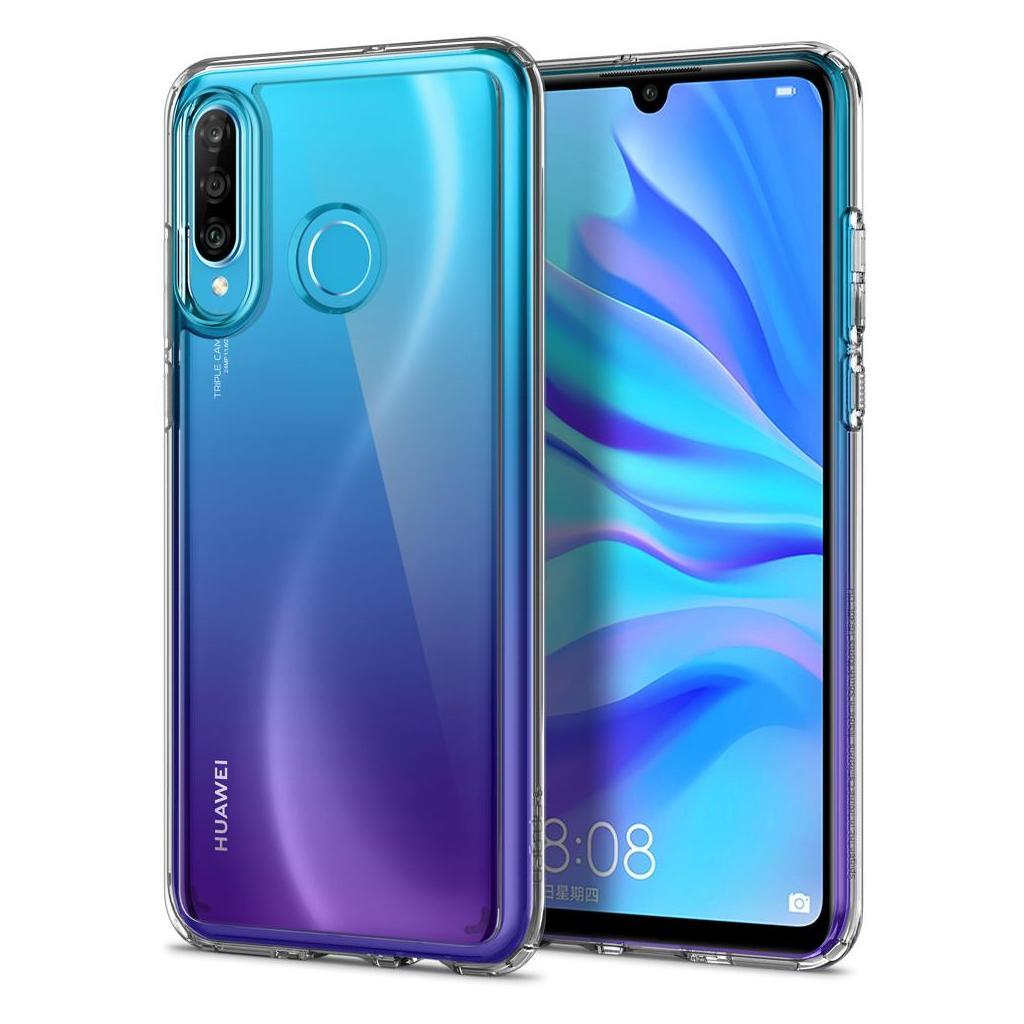 Spigen® Ultra Hybrid™ L39CS25741 Huawei P30 Lite Case - Crystal Clear