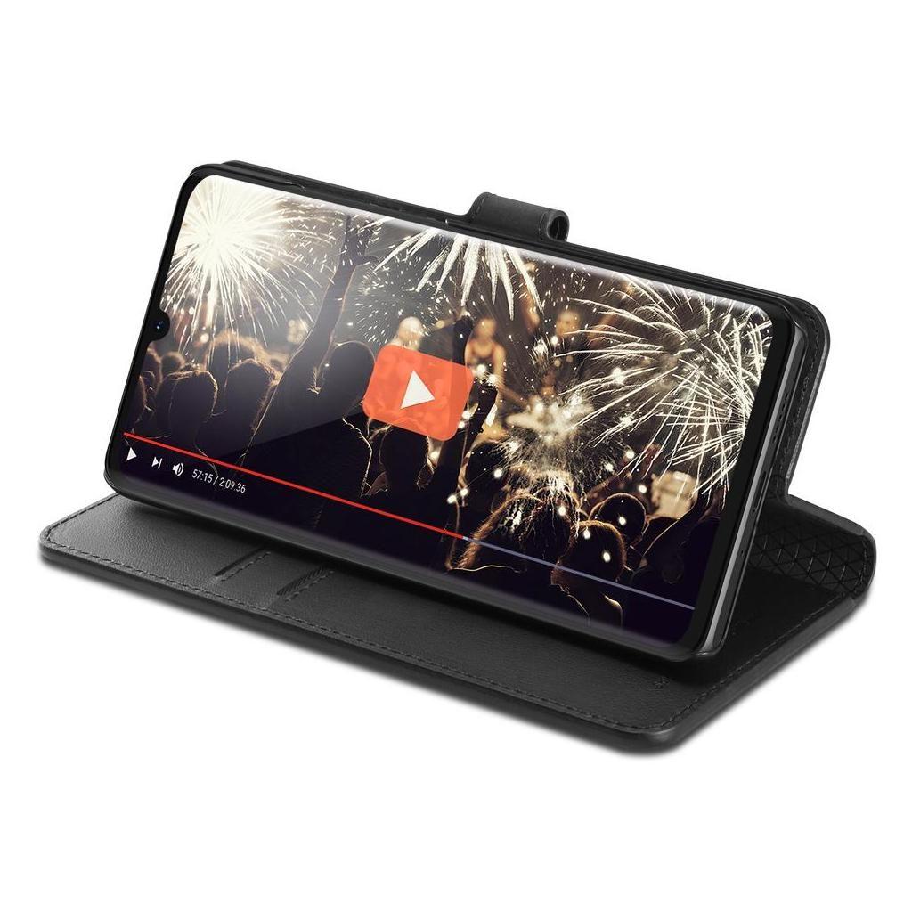 Spigen® Wallet S™ L37CS25732 Huawei P30 Pro Case - Black