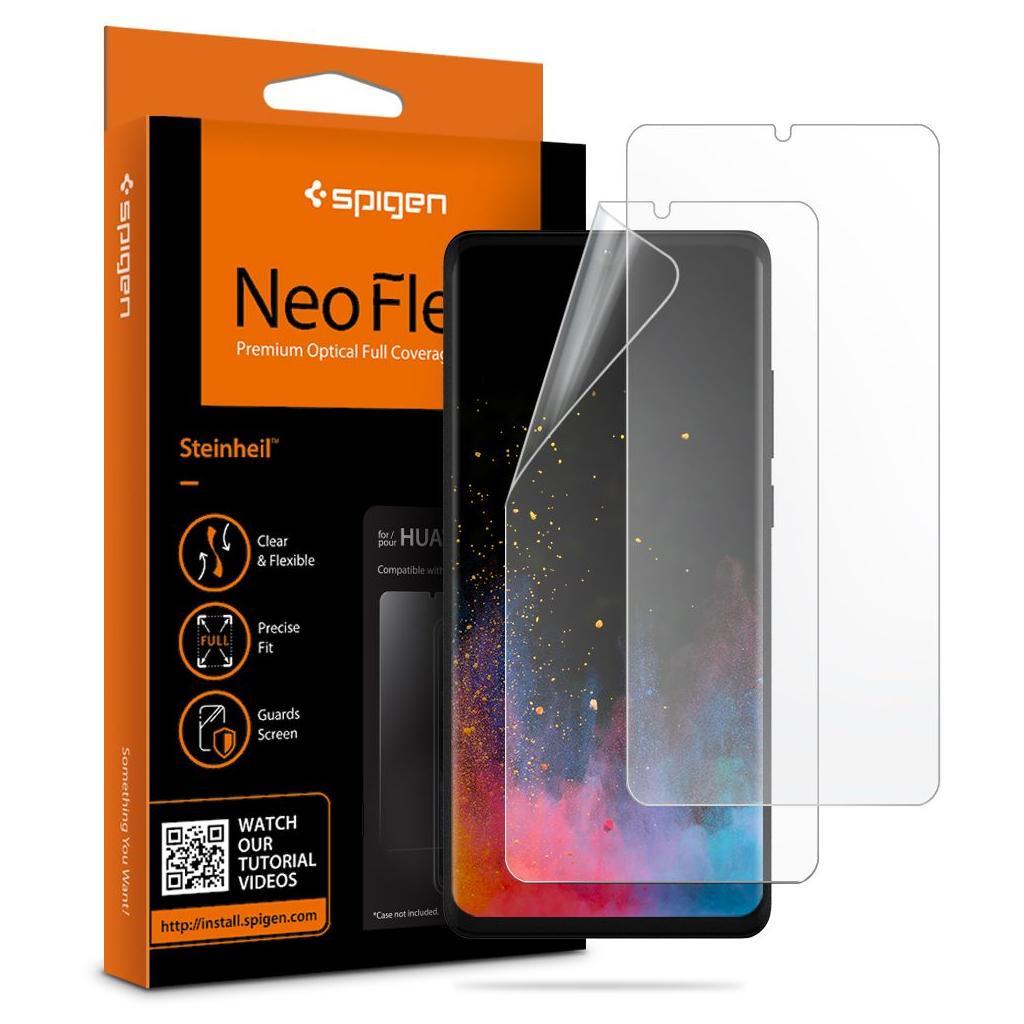 Spigen® (x2Pack) Neo Flex™ HD L37FL25988 Huawei P30 Pro Premium Screen Protector
