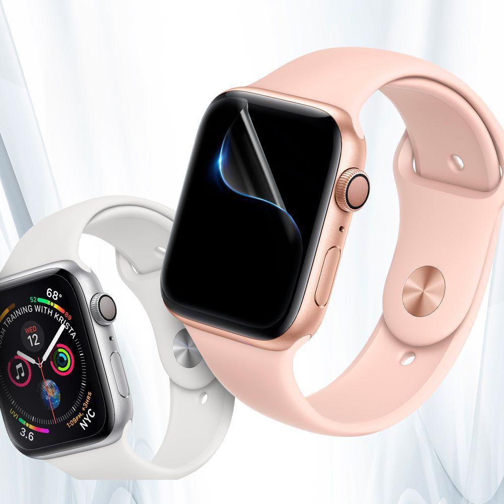 Spigen® (x3Pack) Neo Flex™ HD 061FL25575 Apple Watch Series 4 (40mm) Premium Screen Protector