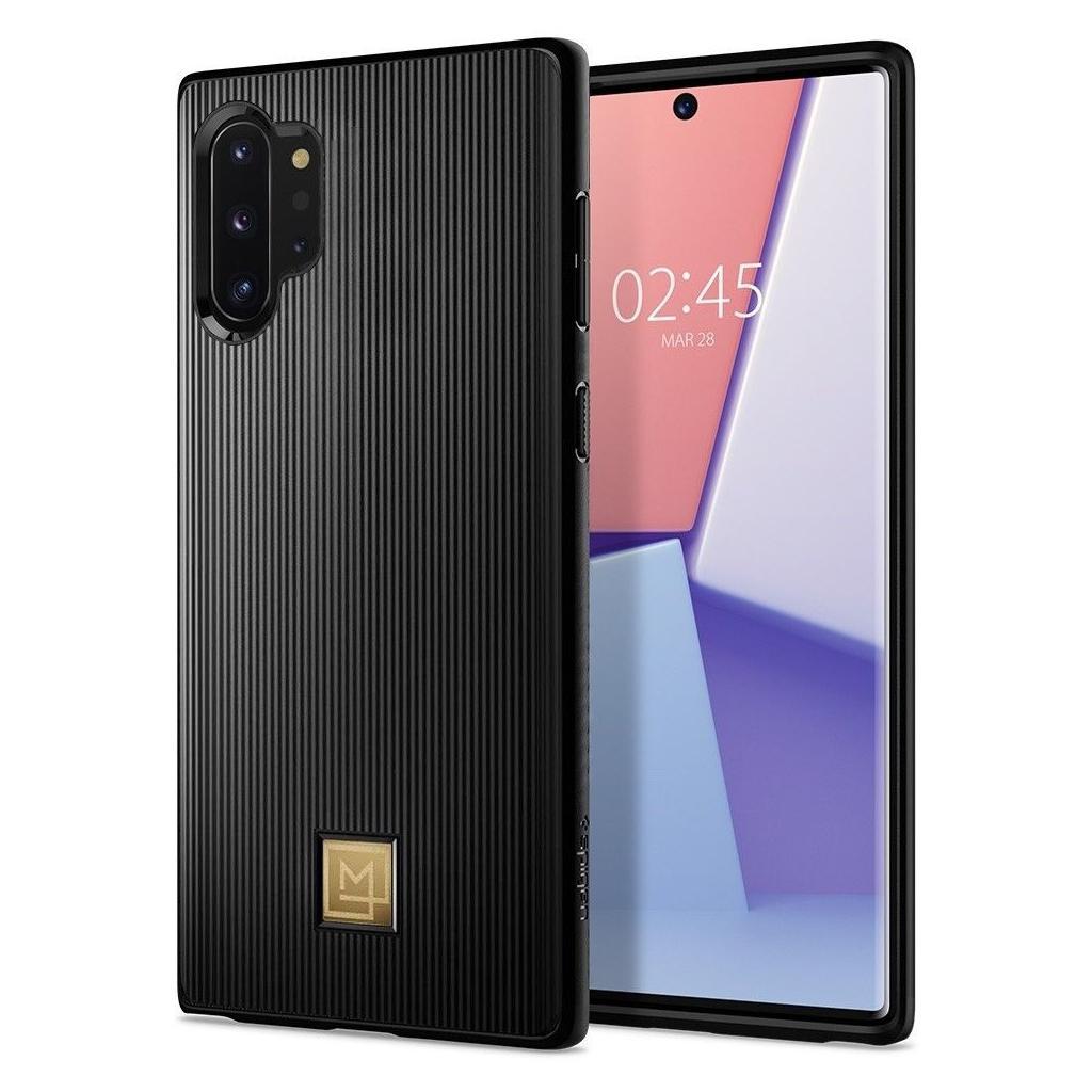 Spigen® La Manon Classy™ 627CS27367 Samsung Galaxy Note 10+ Plus Case - Black