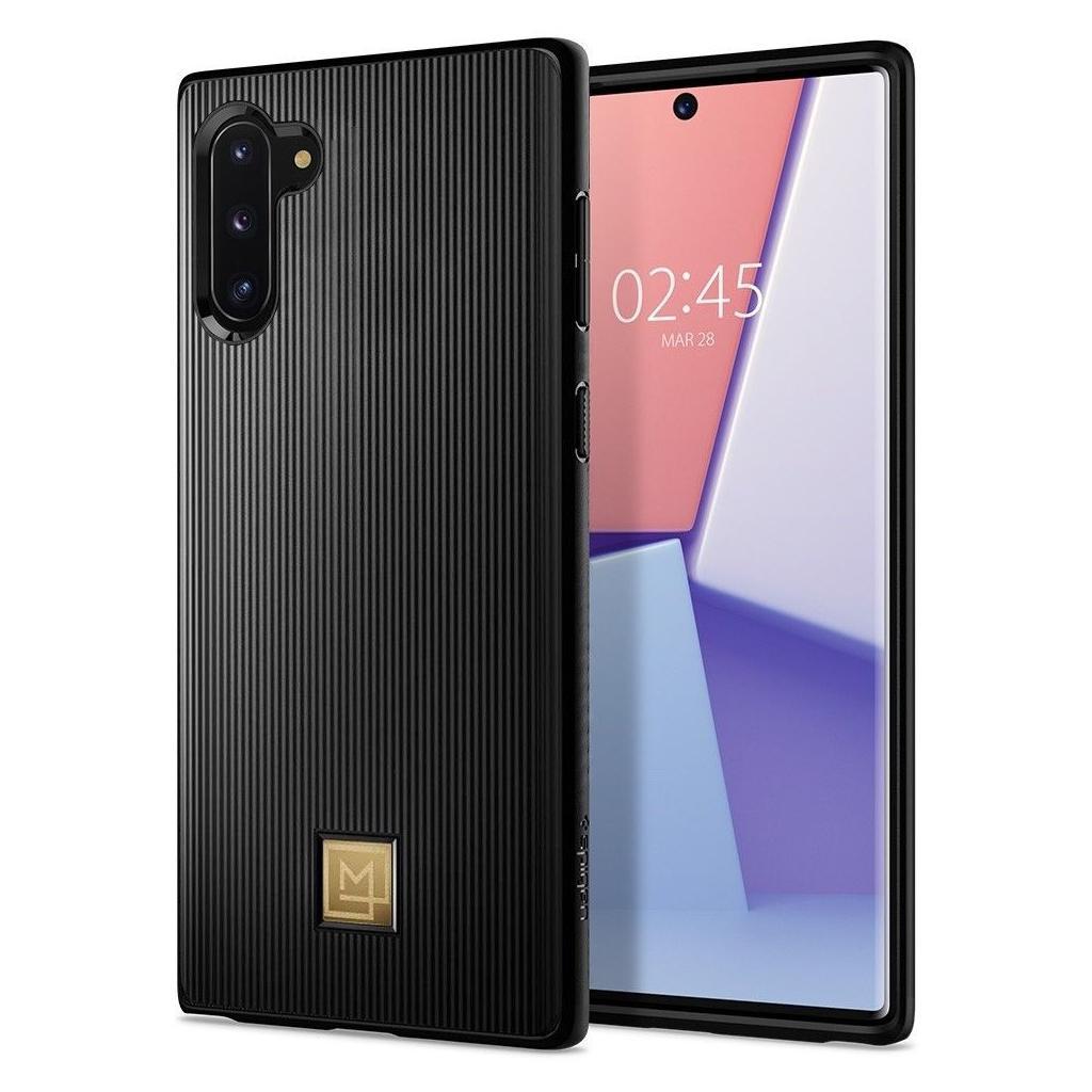 Spigen® La Manon Classy™ 628CS27410 Samsung Galaxy Note 10 Case - Black