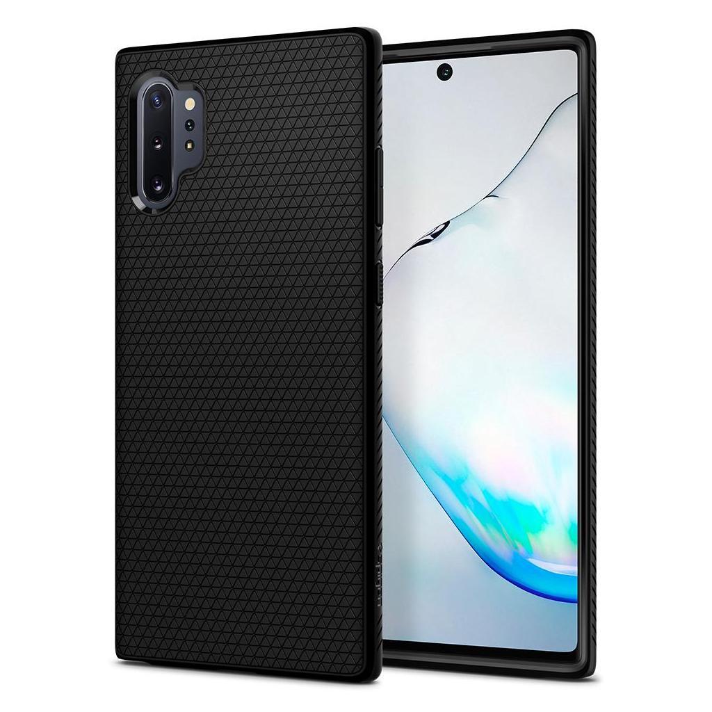 Spigen® Liquid Air™ 627CS27330 Samsung Galaxy Note 10+ Plus Case - Matte Black