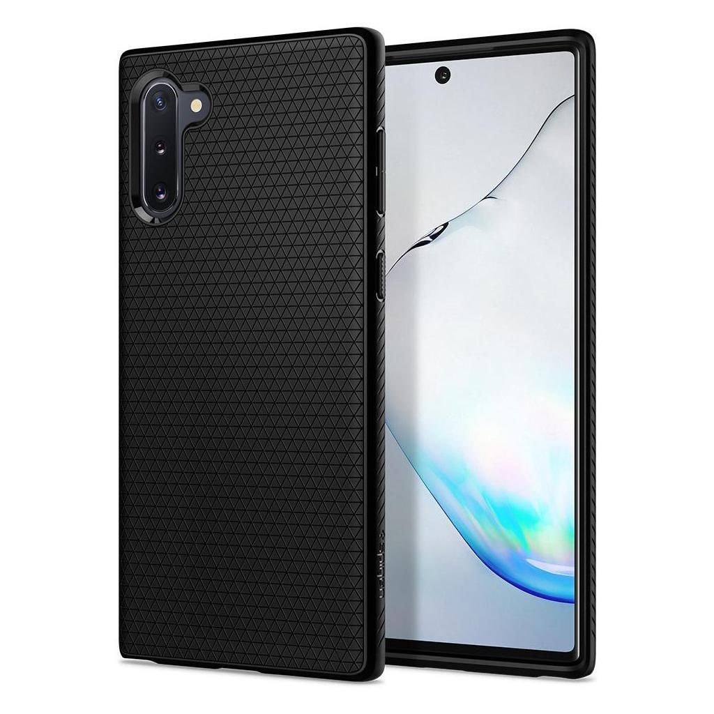 Spigen® Liquid Air™ 628CS27373 Samsung Galaxy Note 10 Case - Matte Black