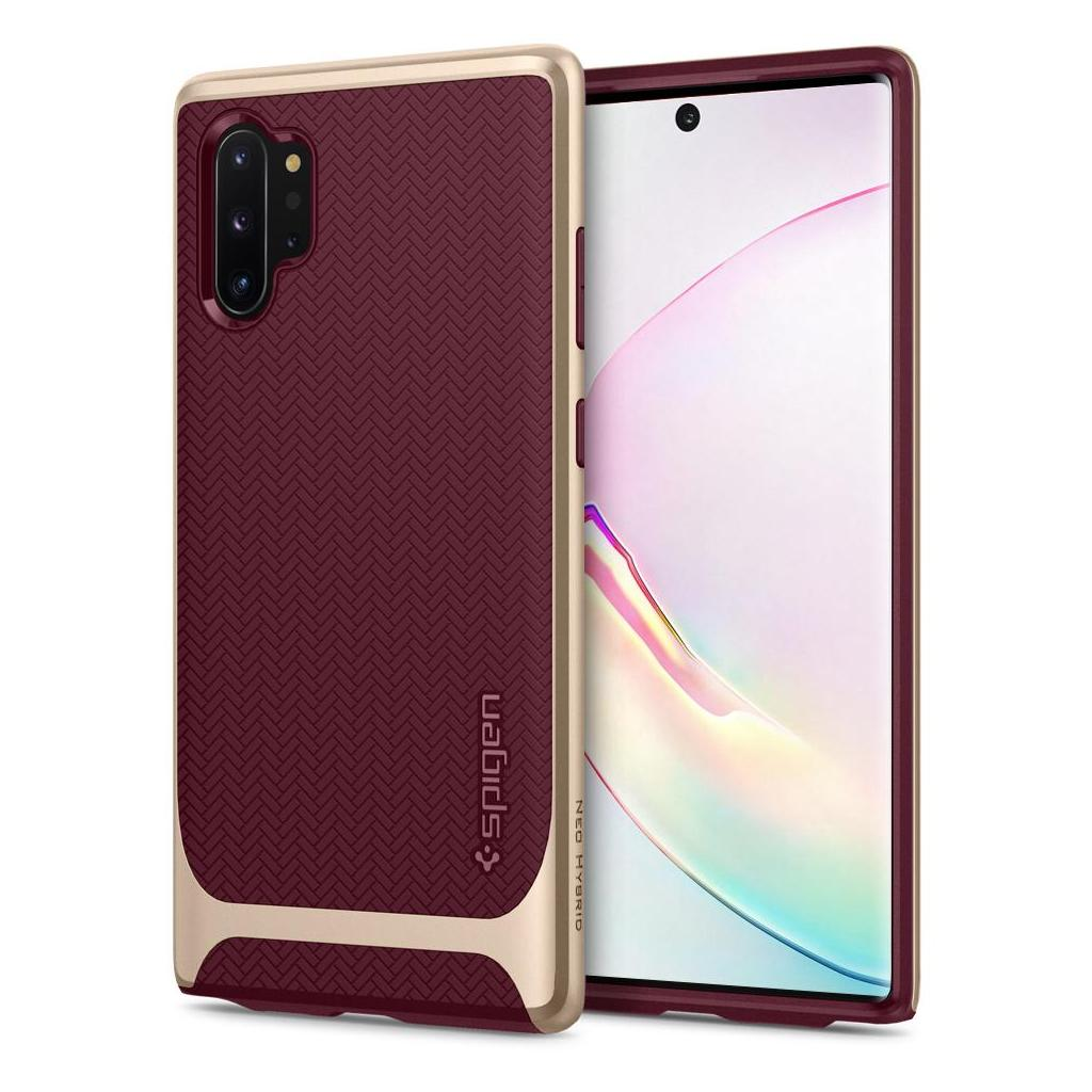 Spigen® Neo Hybrid™ 627CS27340 Samsung Galaxy Note 10+ Plus Case - Burgundy