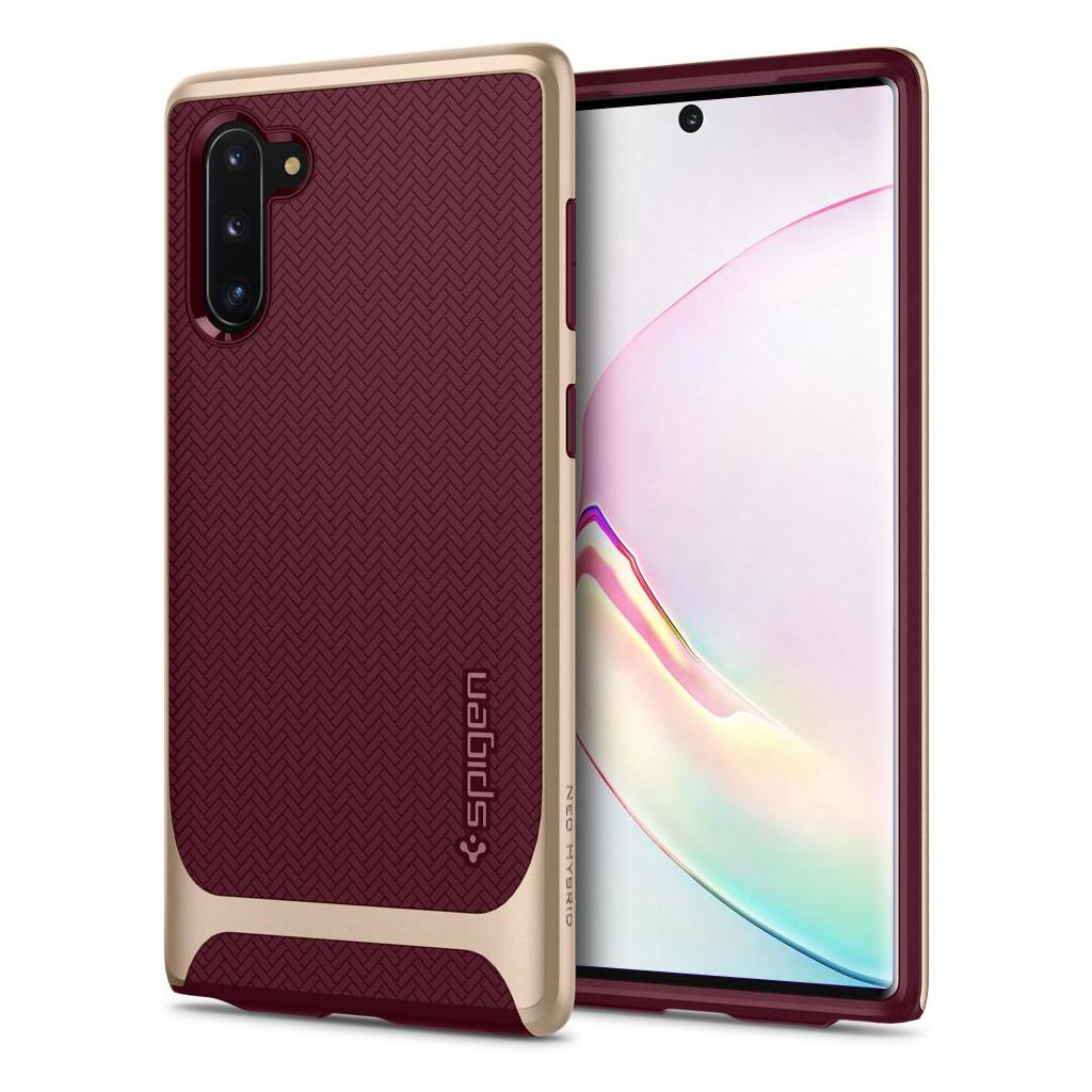 Spigen® Neo Hybrid™ 628CS27383 Samsung Galaxy Note 10 Case - Burgundy