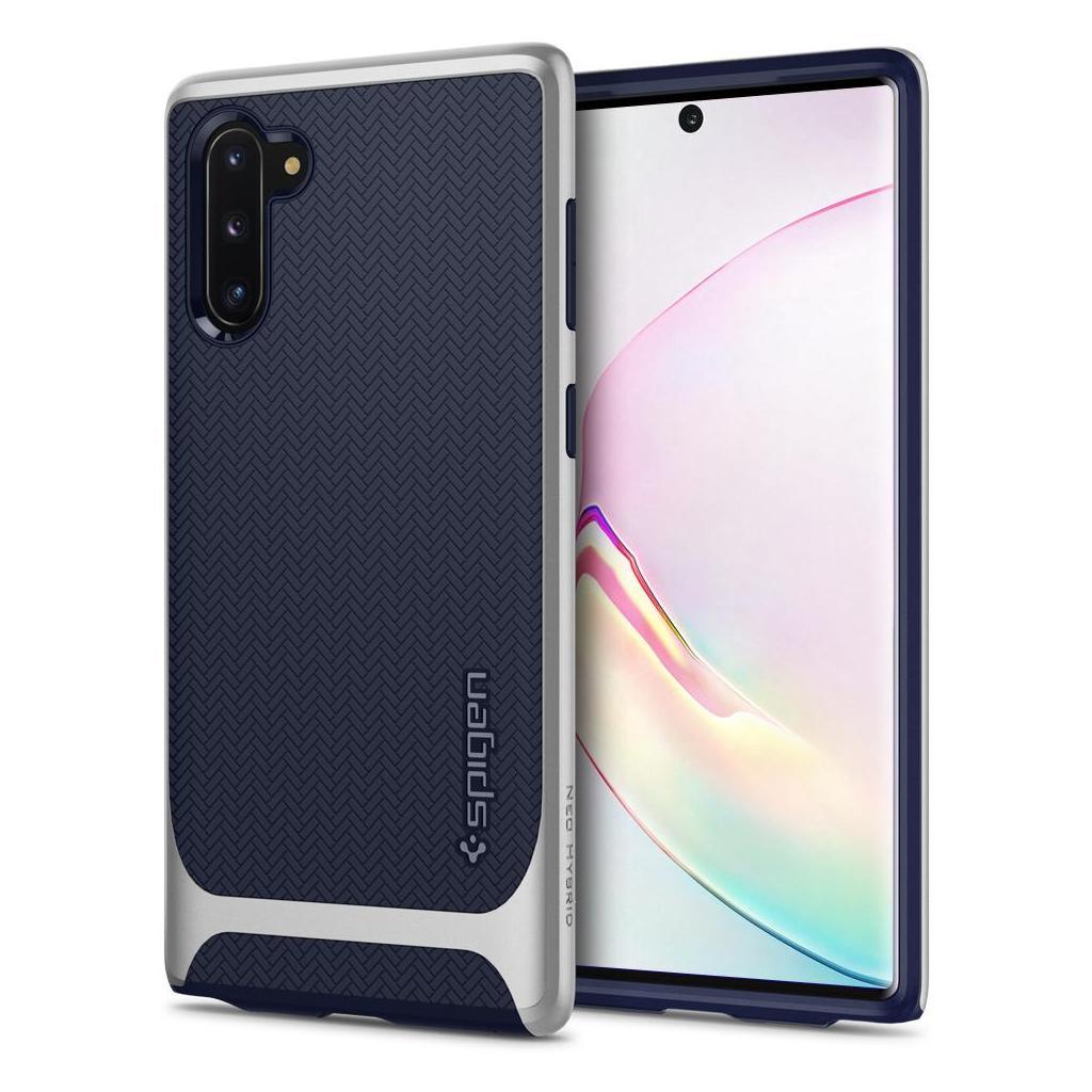Spigen® Neo Hybrid™ 628CS27384 Samsung Galaxy Note 10 Case - Arctic Silver