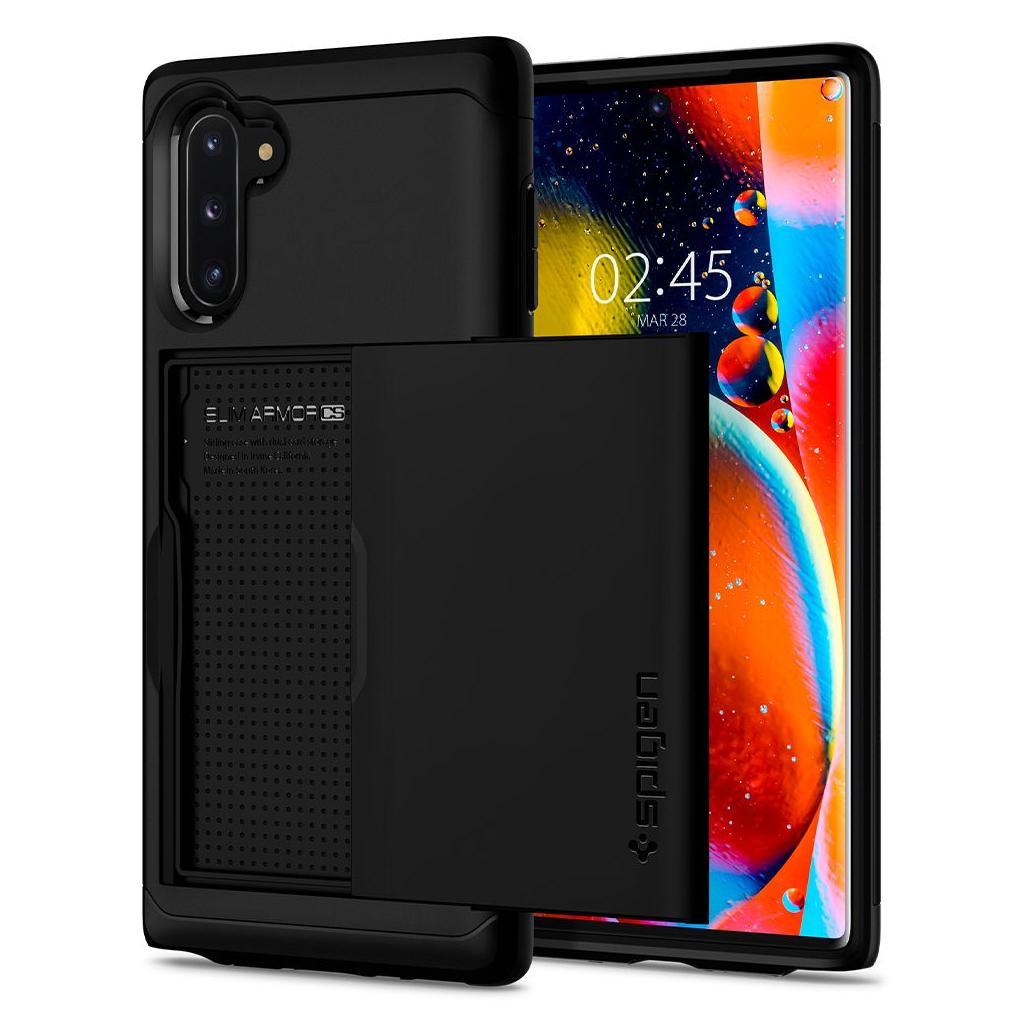 Spigen® Slim Armor CS™ 628CS27385 Samsung Galaxy Note 10 Case - Black